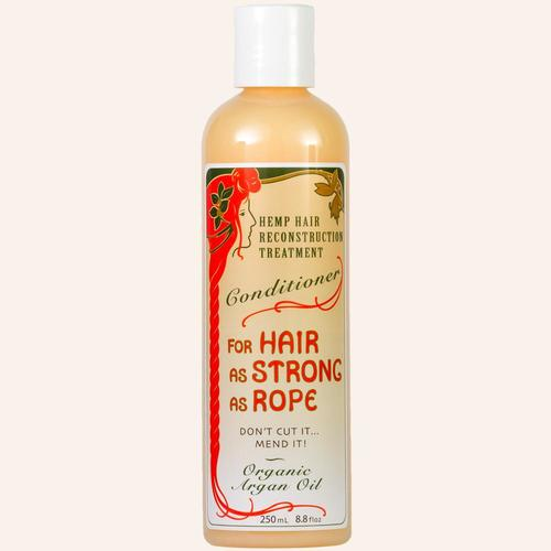 Hemp & Argan Oil Conditioner