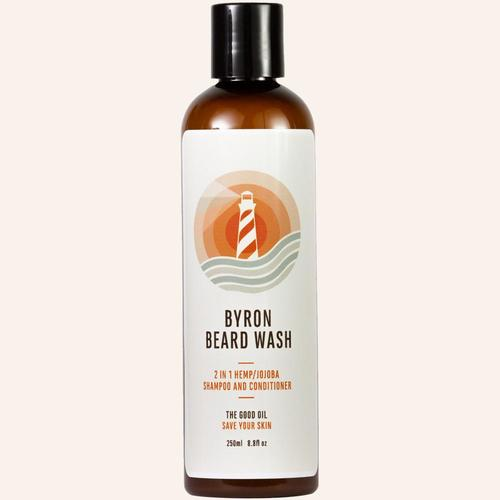 Byron Beard Wash